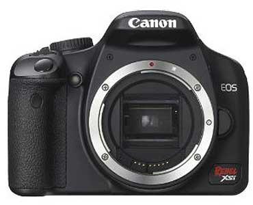 Canon EOS XSi