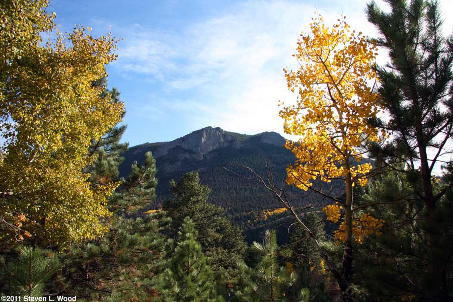 From Estes Park, Colorado