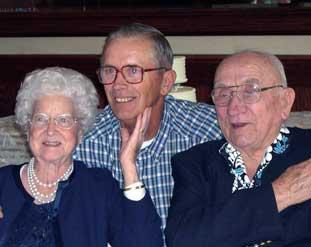 Mom, Jerry Albert, Dad