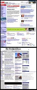 CNN & NYT