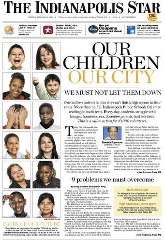 Indy Star - January 31, 2010
