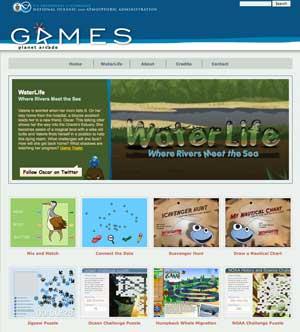 Games@NOAA