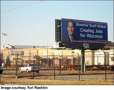 Walker Billboard