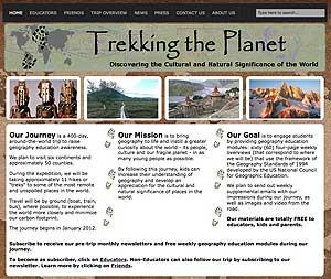 Trekking the Planet