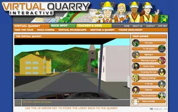 Virtual Quarry