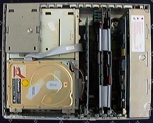A Mac IIcx for a Friend