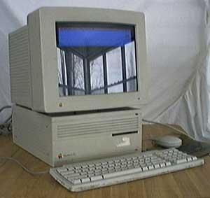 Mac IIcs
