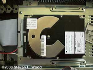 Plug and filter on hand drive